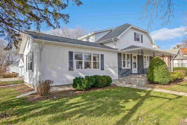 1014 4TH Street, De Pere, WI 54115 (#50220181) :: Todd Wiese Homeselling System, Inc.