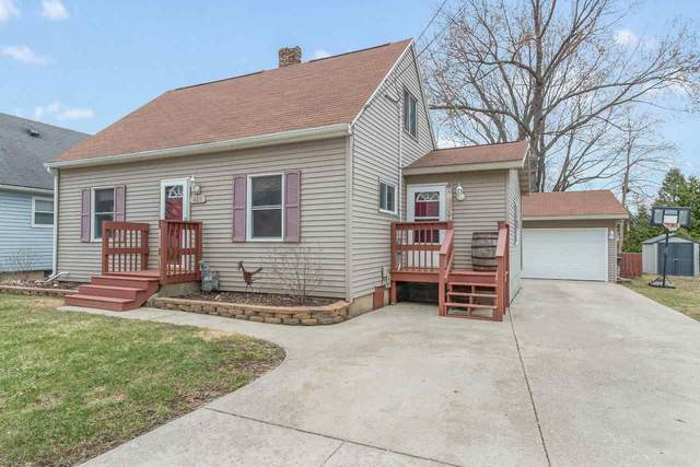 485 Morris Avenue, Green Bay, WI 54304 (#50220190) :: Todd Wiese Homeselling System, Inc.