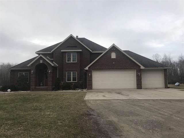 N6756 Moore Road, Seymour, WI 54165 (#50220201) :: Todd Wiese Homeselling System, Inc.