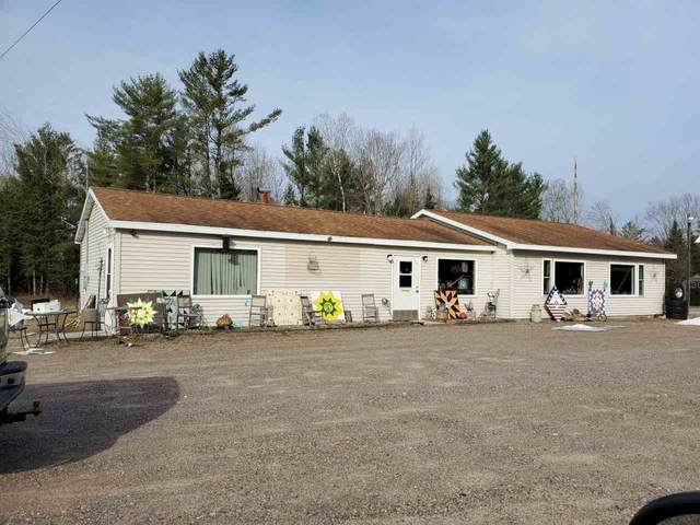 13815 Hwy 32, Mountain, WI 54149 (#50220205) :: Todd Wiese Homeselling System, Inc.
