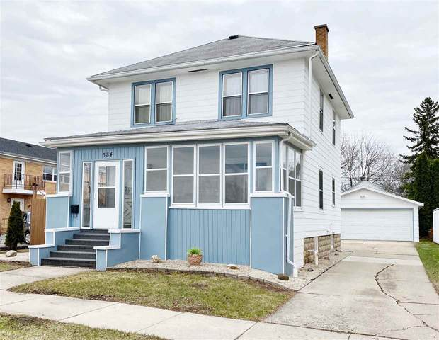 384 8TH Street, Fond Du Lac, WI 54935 (#50220209) :: Todd Wiese Homeselling System, Inc.
