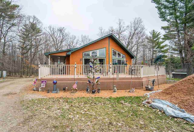 W3594 S Hwy A, Pine River, WI 54965 (#50220274) :: Dallaire Realty