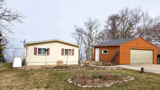 N6325 Fairy Springs Road, Hilbert, WI 54129 (#50220280) :: Ben Bartolazzi Real Estate Inc