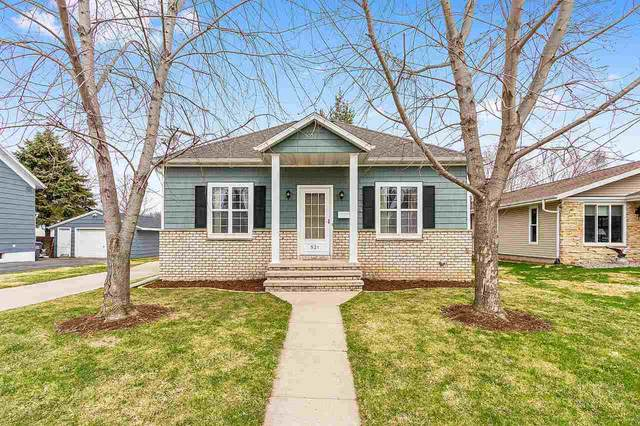 531 Robbins Street, Seymour, WI 54165 (#50220286) :: Todd Wiese Homeselling System, Inc.