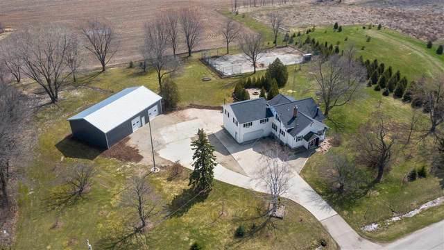 N2580 Lake Shore Drive, Chilton, WI 53014 (#50220312) :: Symes Realty, LLC