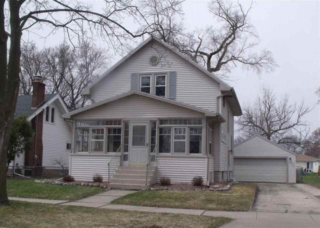 1711 N Appleton Street, Appleton, WI 54911 (#50220557) :: Todd Wiese Homeselling System, Inc.