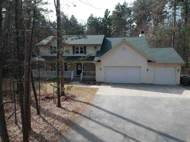 N2585 Autumn Lane, Marinette, WI 54143 (#50220626) :: Todd Wiese Homeselling System, Inc.