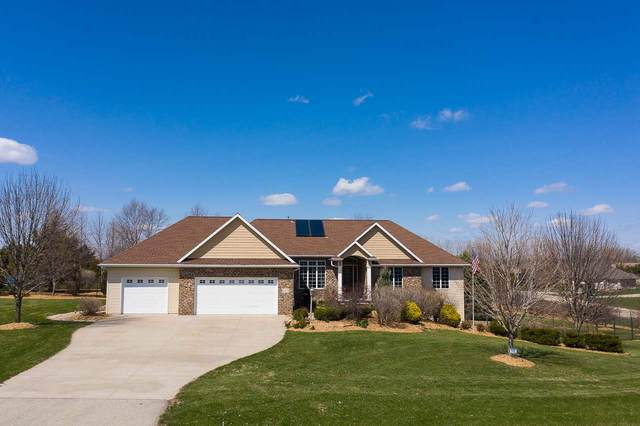 3524 Golden Harvest Drive, Neenah, WI 54956 (#50220631) :: Todd Wiese Homeselling System, Inc.