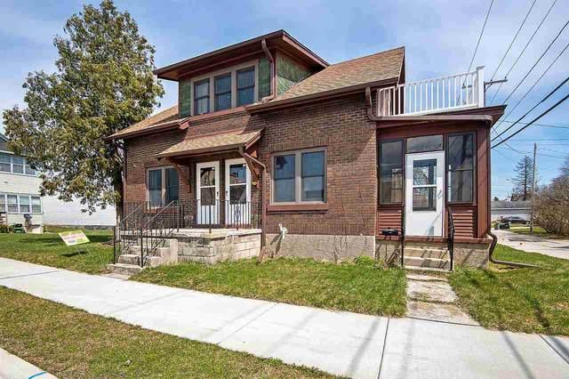 516 6TH Street, Kiel, WI 53042 (#50220724) :: Ben Bartolazzi Real Estate Inc