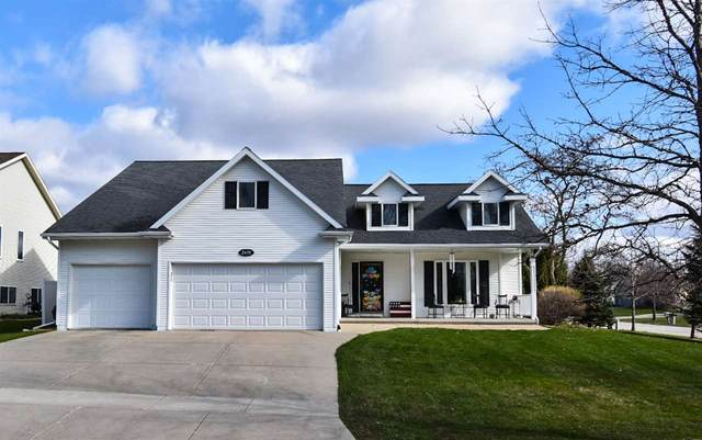 2438 Clear Brook Circle, Green Bay, WI 54313 (#50220889) :: Todd Wiese Homeselling System, Inc.