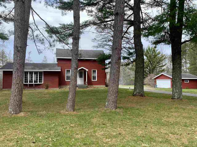 W6536 Aniwa Drive, Wild Rose, WI 54984 (#50220954) :: Todd Wiese Homeselling System, Inc.