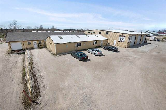 2401 Plymouth Street, New Holstein, WI 53061 (#50221012) :: Dallaire Realty