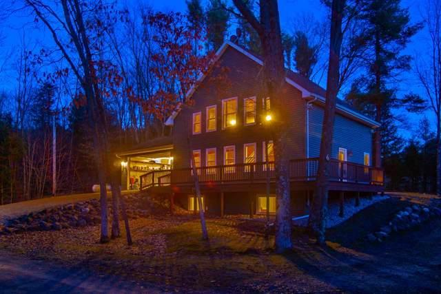 N2580 Johns Lake Road, Wautoma, WI 54982 (#50221015) :: Todd Wiese Homeselling System, Inc.