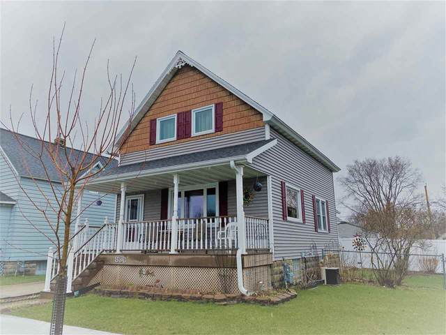 836 Gladstone Street, Marinette, WI 54143 (#50221050) :: Todd Wiese Homeselling System, Inc.