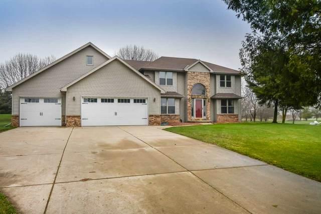 W3524 Mielke Road, Seymour, WI 54165 (#50221088) :: Todd Wiese Homeselling System, Inc.