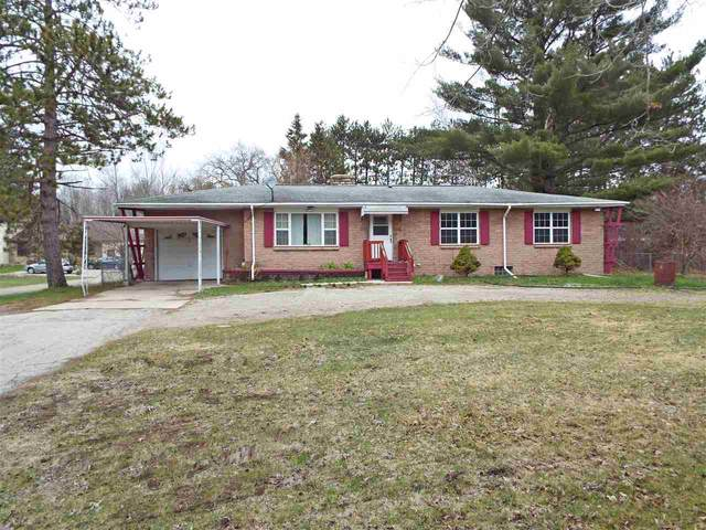 W1974 Hwy 64, Marinette, WI 54143 (#50221094) :: Todd Wiese Homeselling System, Inc.