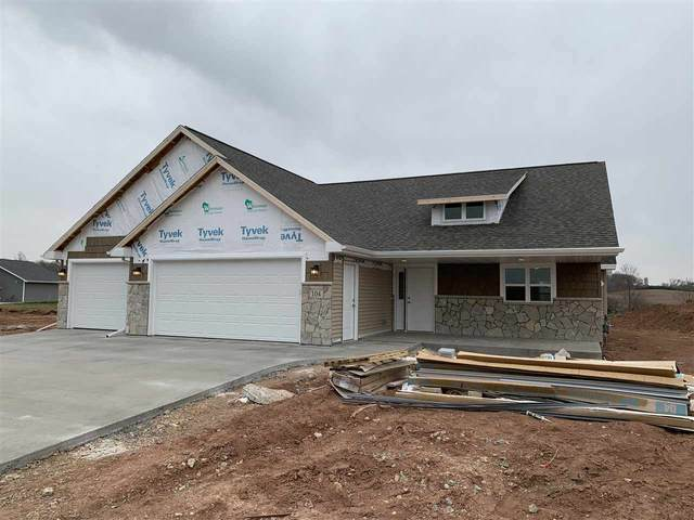 104 Zacharey Court, New London, WI 54961 (#50221097) :: Dallaire Realty