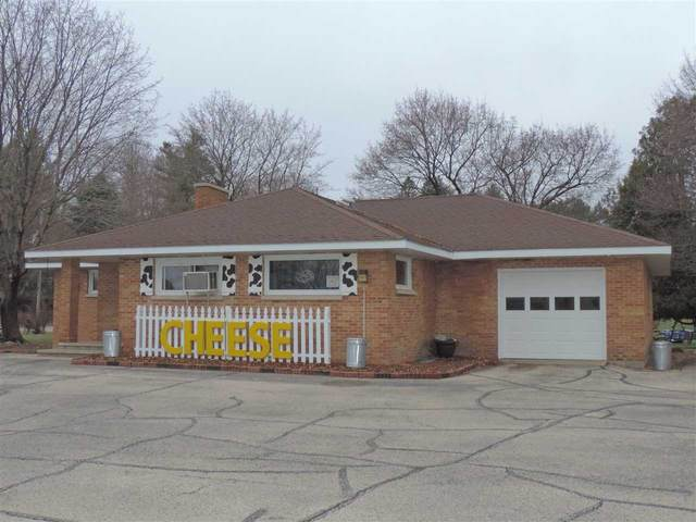 10907 Hwy 32, Suring, WI 54174 (#50221108) :: Symes Realty, LLC