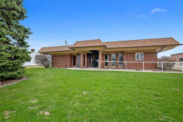 69 S 8TH Street, Hilbert, WI 54129 (#50221135) :: Todd Wiese Homeselling System, Inc.