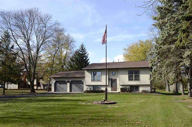 6229 Black Wolf Point Road, Oshkosh, WI 54902 (#50221164) :: Todd Wiese Homeselling System, Inc.