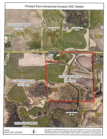 Manitowoc Road, Reedsville, WI 54230 (#50221175) :: Todd Wiese Homeselling System, Inc.
