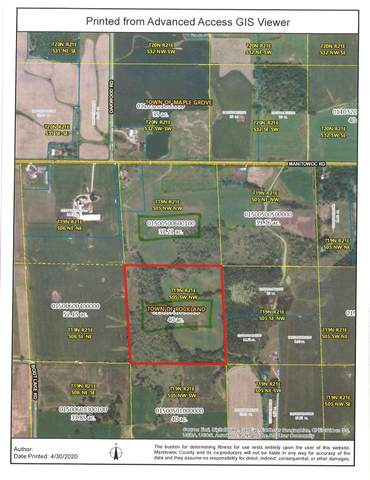Manitowoc Road, Reedsville, WI 54230 (#50221178) :: Todd Wiese Homeselling System, Inc.