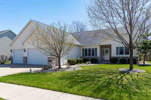 217 E Clearfield Lane, Appleton, WI 54913 (#50221205) :: Todd Wiese Homeselling System, Inc.