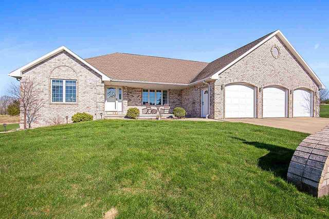4119 Gemstone Trail, Green Bay, WI 54311 (#50221222) :: Todd Wiese Homeselling System, Inc.