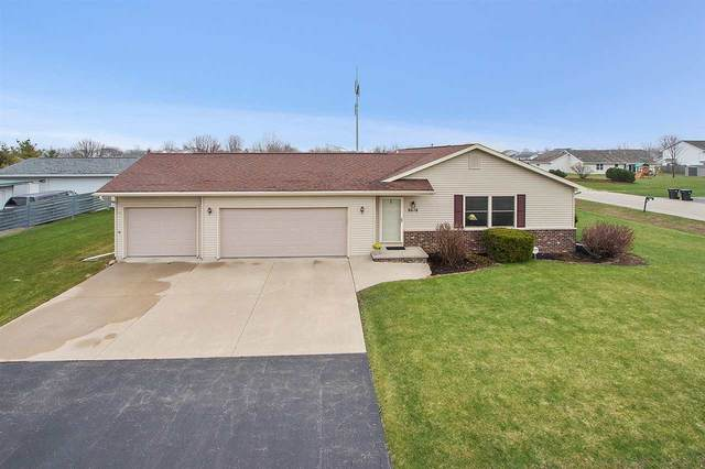 N9618 Hopfensperger Road, Appleton, WI 54915 (#50221223) :: Dallaire Realty