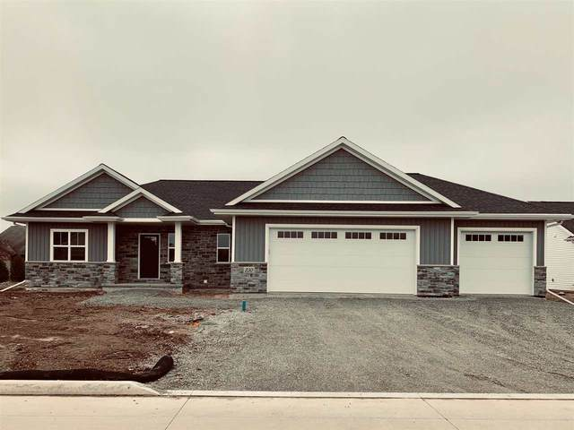 230 Rivers Edge Drive, Kimberly, WI 54136 (#50221267) :: Todd Wiese Homeselling System, Inc.