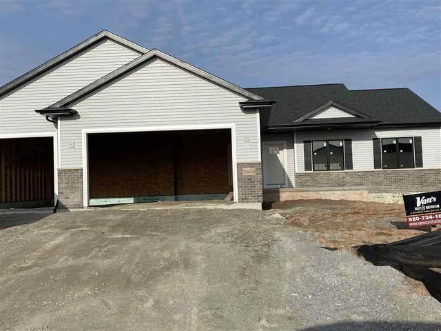 N1679 Kas Drive, Greenville, WI 54942 (#50221310) :: Ben Bartolazzi Real Estate Inc