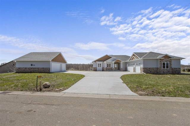W3397 Outlook Drive, Appleton, WI 54913 (#50221315) :: Todd Wiese Homeselling System, Inc.