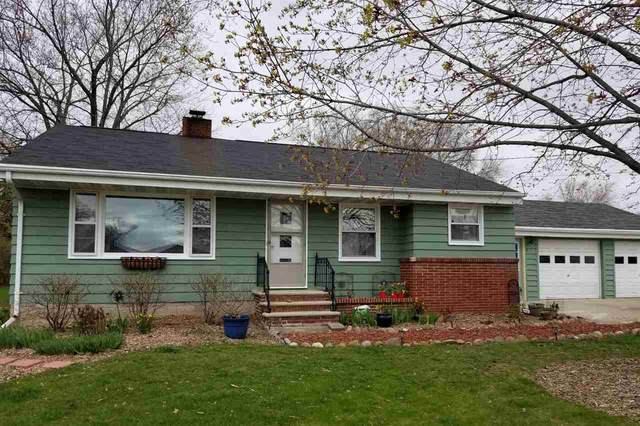 2230 Early Street, Green Bay, WI 54304 (#50221347) :: Dallaire Realty