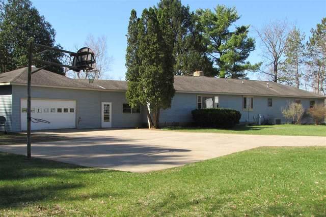 E1537 Rural Road, Waupaca, WI 54981 (#50221381) :: Todd Wiese Homeselling System, Inc.