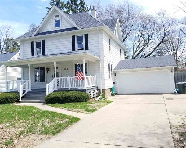 903 Woodside Avenue, Ripon, WI 54971 (#50221389) :: Dallaire Realty