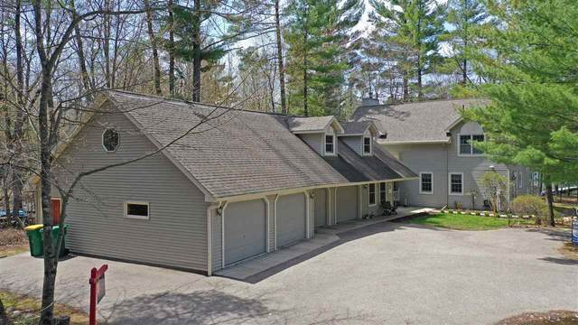 E1775 Hidden Otter Trail, Waupaca, WI 54981 (#50221413) :: Dallaire Realty