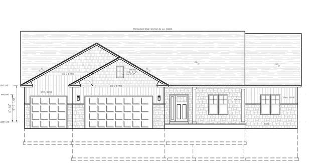 2034 Big Bend Drive, Neenah, WI 54956 (#50221443) :: Symes Realty, LLC