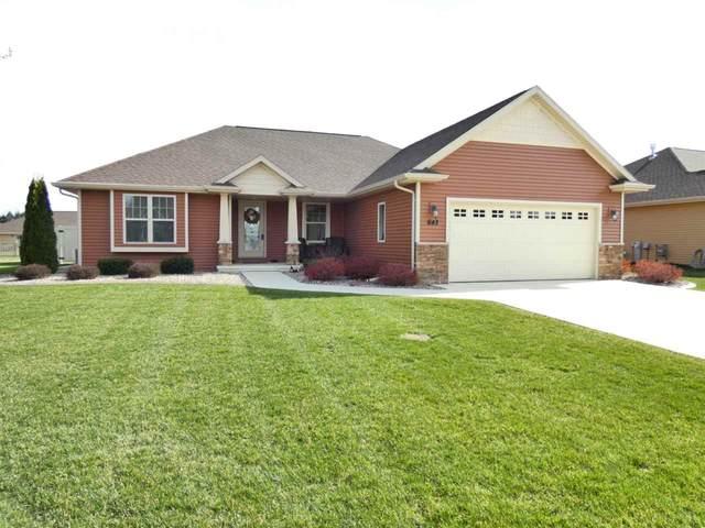 643 Castlestone Court, Oneida, WI 54155 (#50221459) :: Todd Wiese Homeselling System, Inc.