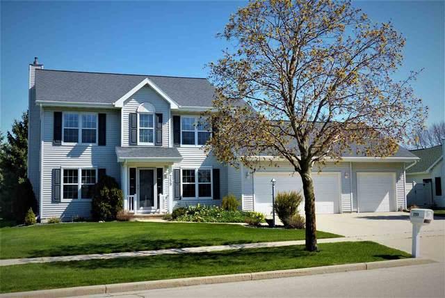 759 Hampton Avenue, Fond Du Lac, WI 54935 (#50221505) :: Todd Wiese Homeselling System, Inc.