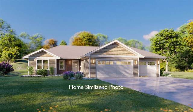554 Eagle Drive, Oconto Falls, WI 54154 (#50221582) :: Todd Wiese Homeselling System, Inc.