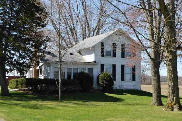 N4866 Hwy V, Byron, WI 54937 (#50221586) :: Todd Wiese Homeselling System, Inc.