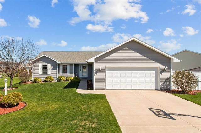 2272 Spring Meadow Drive, Neenah, WI 54956 (#50221624) :: Todd Wiese Homeselling System, Inc.