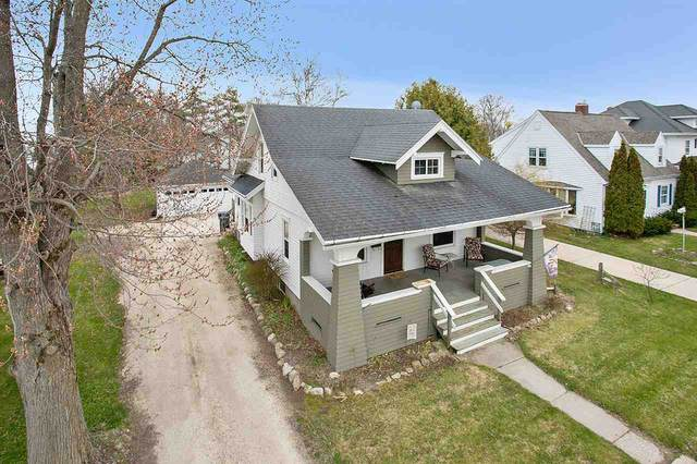 500 Washington Street, Algoma, WI 54201 (#50221631) :: Todd Wiese Homeselling System, Inc.