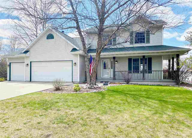 1204 Wedgewood Lane, Fond Du Lac, WI 54935 (#50221650) :: Todd Wiese Homeselling System, Inc.