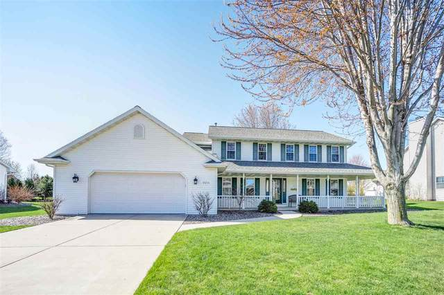 1511 Temple More Lane, Green Bay, WI 54313 (#50221659) :: Todd Wiese Homeselling System, Inc.