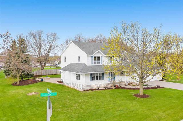 231 Alison Court, Wrightstown, WI 54180 (#50221696) :: Todd Wiese Homeselling System, Inc.