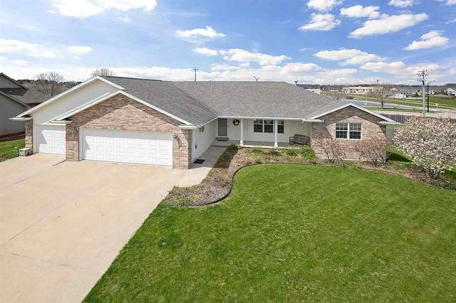 547 Baleshare Road, Green Bay, WI 54313 (#50221732) :: Todd Wiese Homeselling System, Inc.
