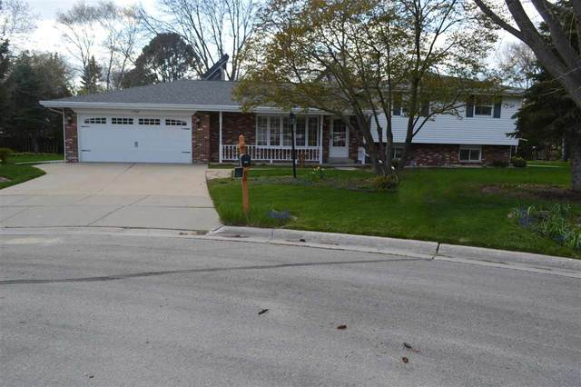 1728 Murphy Court, Green Bay, WI 54303 (#50221792) :: Todd Wiese Homeselling System, Inc.
