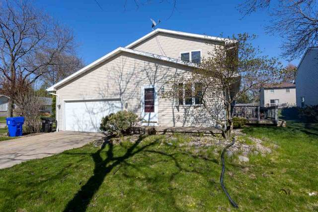 1025 W Ridgeview Drive #1, Appleton, WI 54914 (#50221802) :: Todd Wiese Homeselling System, Inc.