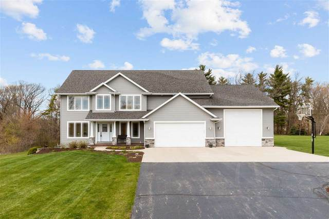 38 Golden Wheat Lane, Wrightstown, WI 54180 (#50221823) :: Dallaire Realty